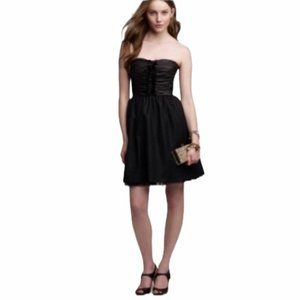 J. Crew Collection Strapless Dress 6 New